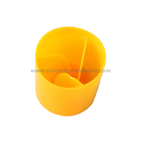 SHRC-03: 12-40mm Round Rebar Safety Cap