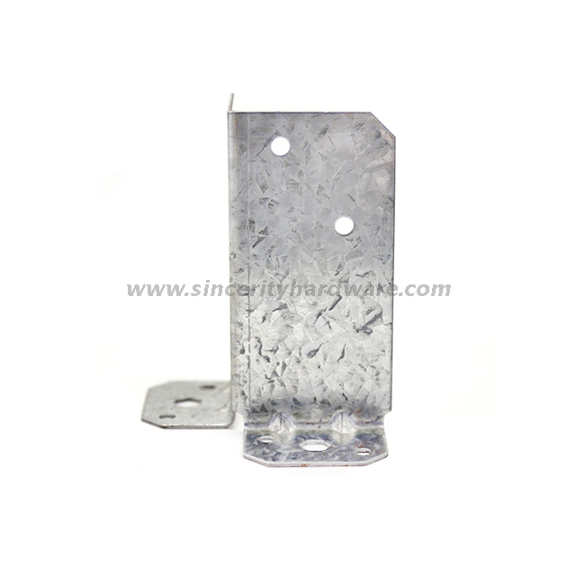 Other Timber Connector: Galvanized Fabrication Steel Corner Bracket