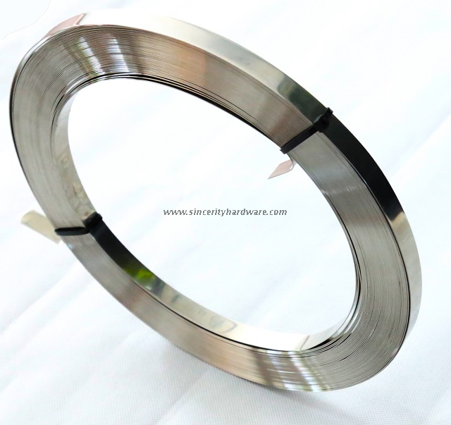 5/8 Inch 304 Stainless Steel Strapping Band