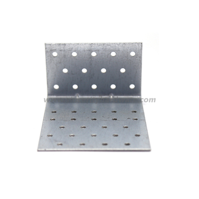 SH-8109-4040: Custom Galvanized Steel Angle Bracket
