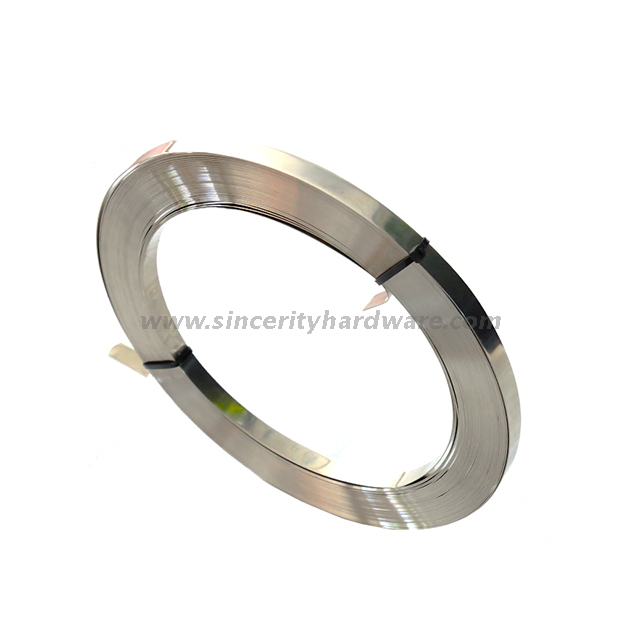 3/8 Inch 201 Stainless Steel Strapping Band