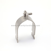 2'' stainless steel Strut Pipe Clamp for conduits fittings