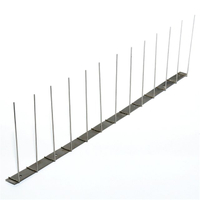 SHSS-13: Higher Pigeon Spikes Protection Stainless Steel Repellent Spikes