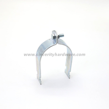 3''heavy duty galvanized strut pipe clamp