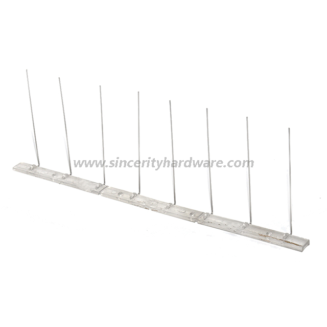 SHPC-22 Top Selling User-friendly Harmless Stop Bird Spikes