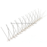 SHPC-84: 5 Rows Keep Birds Away Spikes Wall Protection Spike